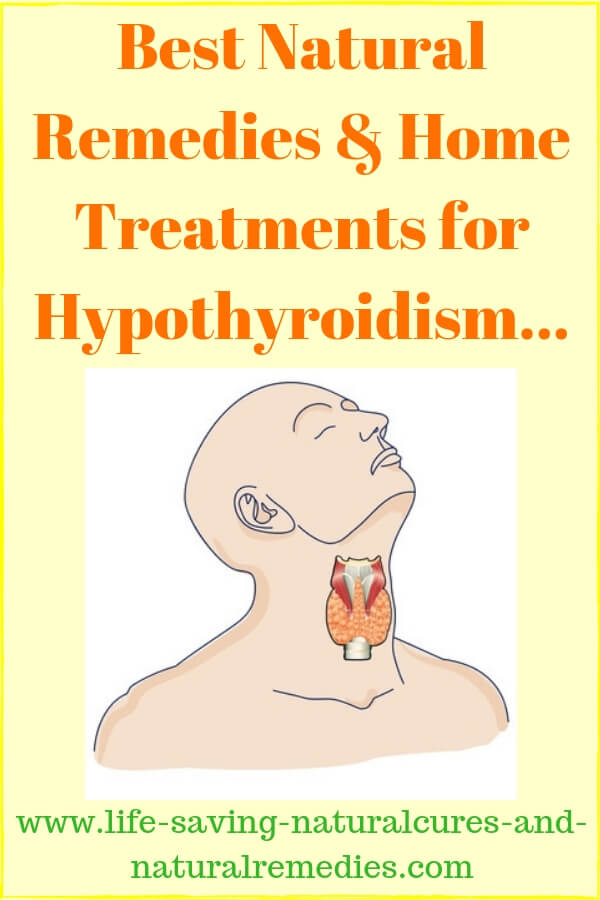 Best Home Remedies for Hypothyroidism