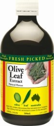 Olive leaf extract treats and cures shingles fast