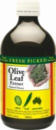 Natural Curefor Shingles 1 Olive Leaf Extract