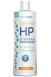 Hydrogen peroxide toenail fungus treatment