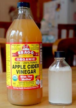apple cider vinegar arthritis remedy