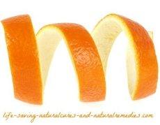 Orange peel acne pimple treatment