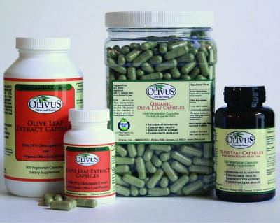 Olive leaf extract treats and cures herpes fast