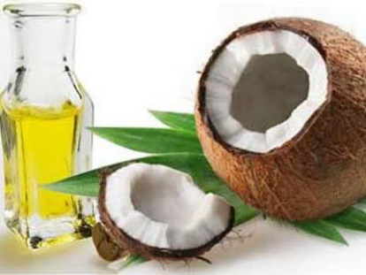 Coconut Oil for Relieving Psoriasis and Eczema