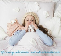 Best natural home remedies for cold and flu