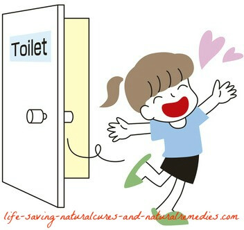 Natural constipation relief