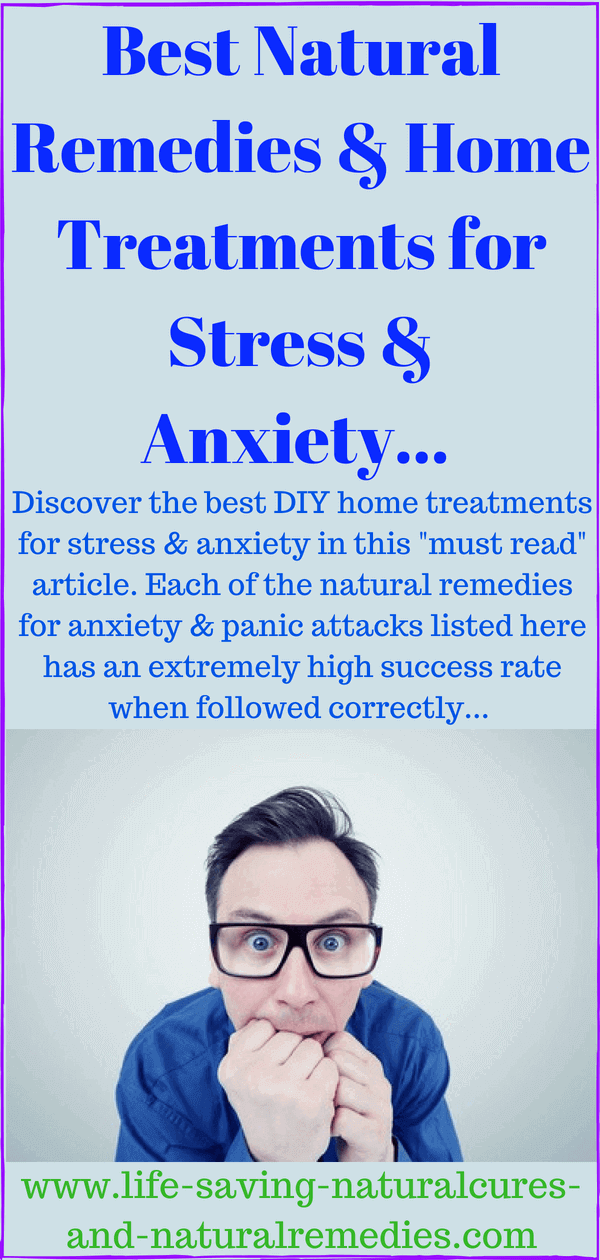 10 Home Remedies For Anxiety That Work Like A Charm