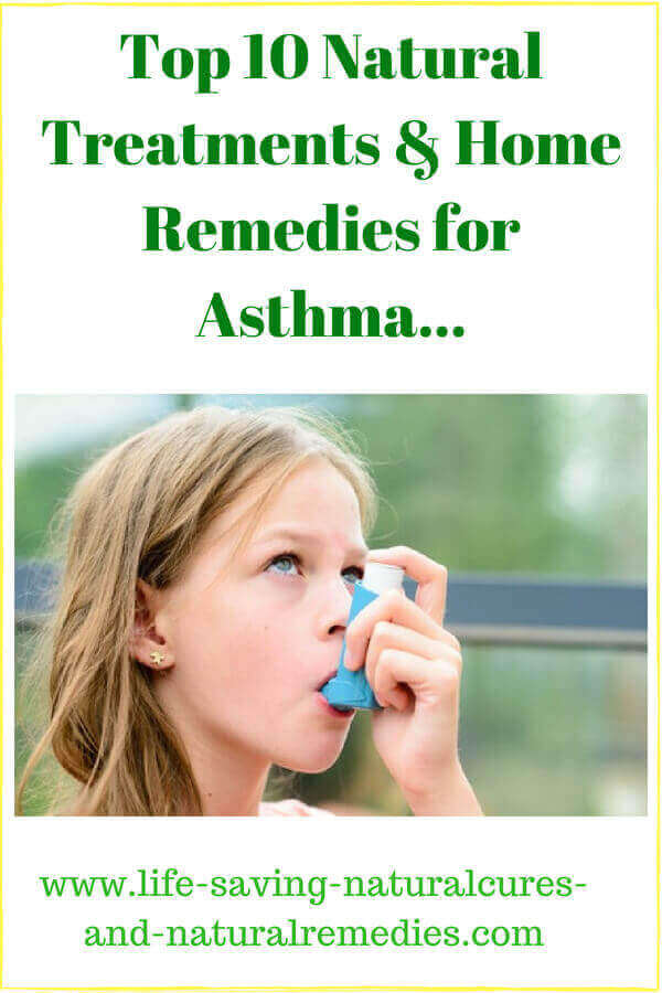 A Powerful Home Remedy For Asthma That Works Every Time