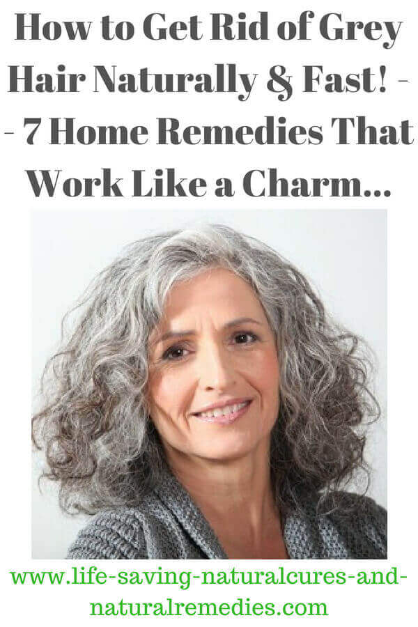 At Last Best Natural Remedies For Grey Hair Revealed