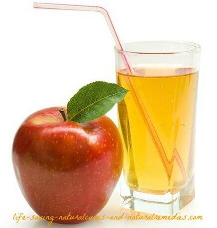 Apple cider vinegar acne and pimple treatment