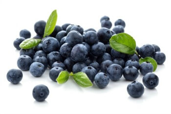 Blueberries relieve a uti fast