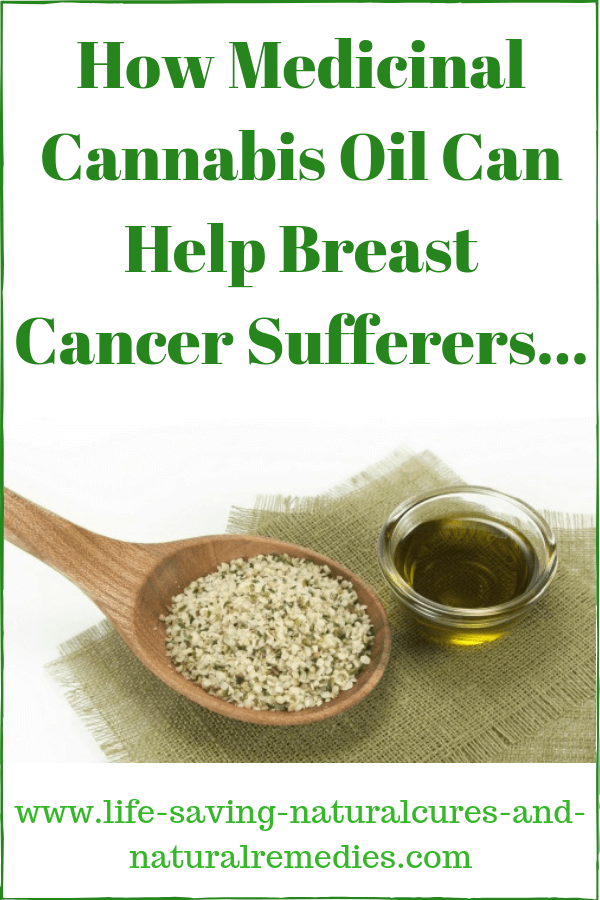 Medicinal cannabis oil breast cancer treatment