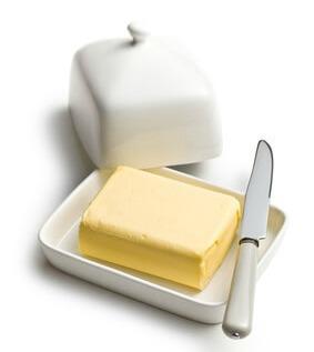 Cholesterol butter
