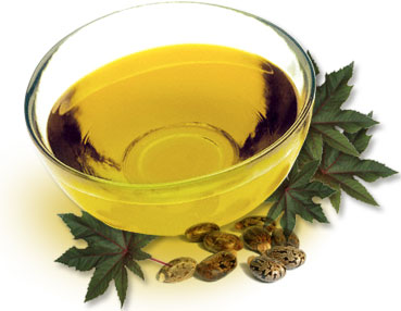 Castor oil hemorrhoids/piles relief remedy