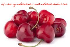 cherries for arthritis gout pain relief