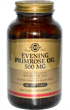Evening primrose oil for menopause hot flashes relief