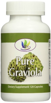 Gravoila soursop for anxiety and stress relief