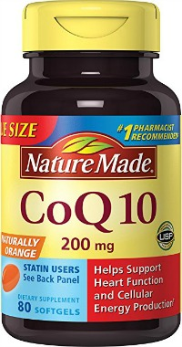 Co-Q10 reverses high blood pressure fast