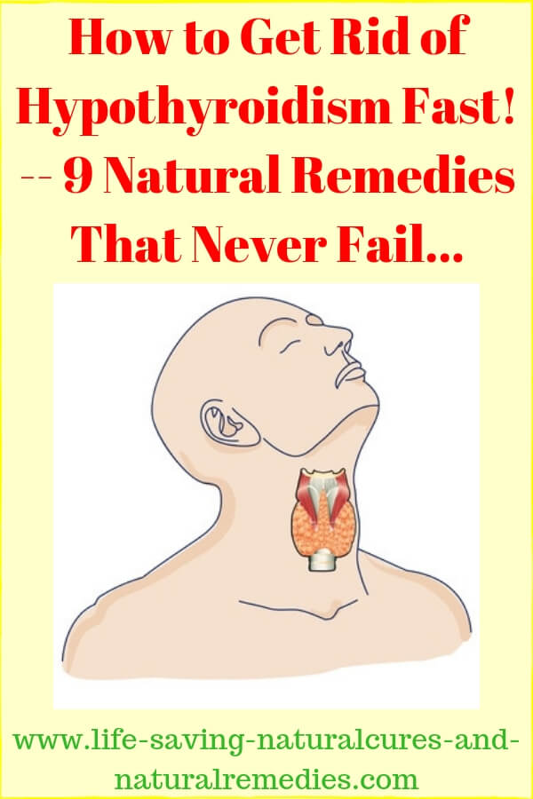 Best Natural Treatments for Hypothyroidism