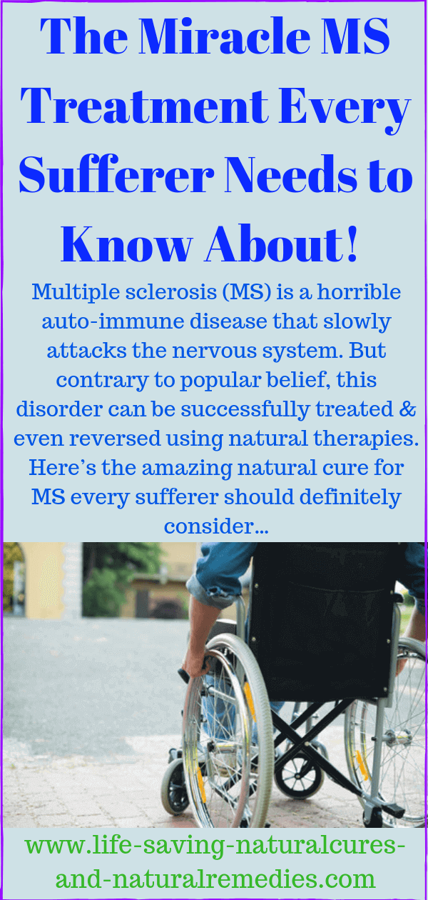 Best natural remedies & home treatments for multiple sclerosis (MS)