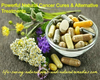 best natural remedies for cancer