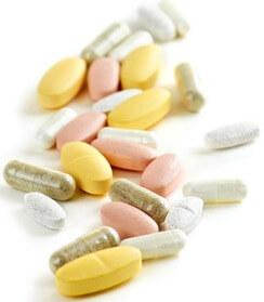 Natural anti-depressant vitamins
