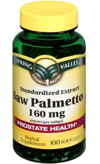 Saw palmetto for erectile dysfunction and impotence