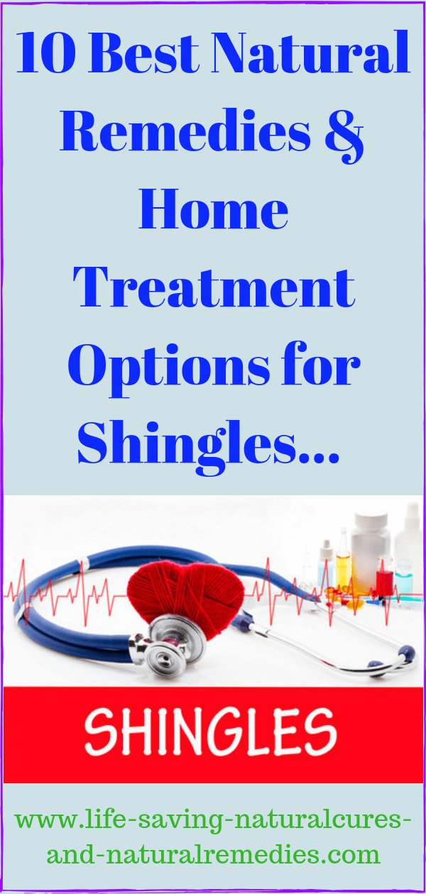 At Last! A Natural Cure for Shingles Has Been Discovered