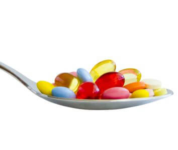 Vitamins for dementia Alzheimers