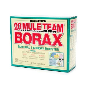 how to make 10 ml of borax to borax solution