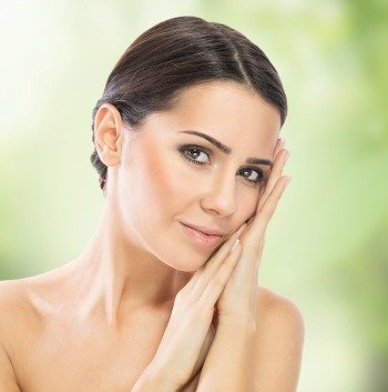 Youthful skin anti aging natural remedies