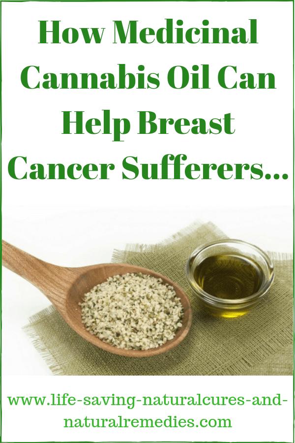 Medicinal cannabis oil breast cancer treatment