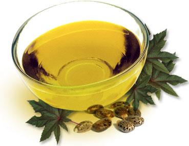 Castor oil hemorrhoids/piles relief remedy
