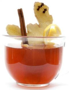 Cinnamon ginger tea diarrhea cure