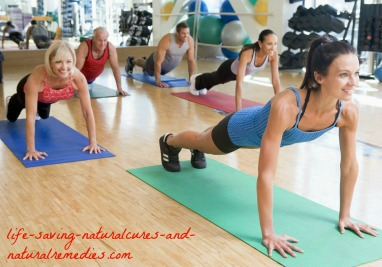 Treat and cure bone spurs with regular exercise