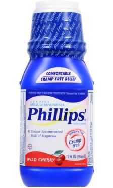Magnesium constipation relief
