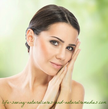 Youthful skin anti aging natural remedies